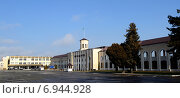 Купить «Ипподром в Нальчике», фото № 6944928, снято 18 октября 2019 г. (c) KSphoto / Фотобанк Лори