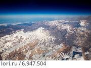 Купить «Mount Damavand», фото № 6947504, снято 26 марта 2014 г. (c) Андрей Армягов / Фотобанк Лори