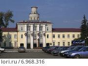 Первоуральск. Новотрубный завод (2007 год). Редакционное фото, фотограф М. Гимадиев / Фотобанк Лори