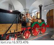 Музей транспорта в Дрездене (2011 год). Редакционное фото, фотограф Михаил Вавилов / Фотобанк Лори