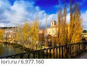 Купить «Autumn landscape», фото № 6977160, снято 15 ноября 2014 г. (c) Яков Филимонов / Фотобанк Лори