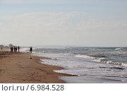 Южный пляж. Стоковое фото, фотограф Крупенникова Татьяна / Фотобанк Лори