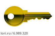 Купить «Золотой ключ», иллюстрация № 6989320 (c) Anatoly Maslennikov / Фотобанк Лори