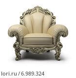 Купить «Роскошное кресло», иллюстрация № 6989324 (c) Anatoly Maslennikov / Фотобанк Лори
