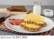 Купить «Finnish breakfast», фото № 6991960, снято 16 января 2015 г. (c) Stockphoto / Фотобанк Лори
