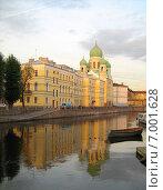 Свято-Исидоровская церковь, Санкт-Петербург (2009 год). Стоковое фото, фотограф Наталья Большакова / Фотобанк Лори