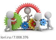 Купить «Командный механизм», иллюстрация № 7008376 (c) Anatoly Maslennikov / Фотобанк Лори
