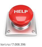 Купить «Кнопка Help», иллюстрация № 7008396 (c) Anatoly Maslennikov / Фотобанк Лори