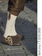 Человек в баварской одежде. Стоковое фото, фотограф Юлия Алексеева / Фотобанк Лори