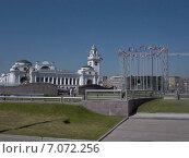 Киевский вокзал (2005 год). Стоковое фото, фотограф GDB / Фотобанк Лори