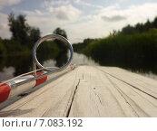 Рыбалка. Стоковое фото, фотограф Палитра Красок / Фотобанк Лори