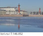 Купить «Весеннее утро в Петербурге», фото № 7146052, снято 16 марта 2015 г. (c) Татьяна Чепикова / Фотобанк Лори