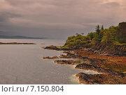 Купить «Остров Скай на севере Шотландии», фото № 7150804, снято 10 июня 2012 г. (c) Илья Пакульских / Фотобанк Лори