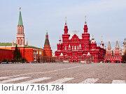 Москва. Красная площадь. Стоковое фото, фотограф Anna Alferova / Фотобанк Лори