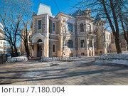 Купить «Огородная слобода, 6. Дом Высоцких», фото № 7180004, снято 18 февраля 2015 г. (c) Pukhov K / Фотобанк Лори