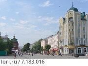 Россия, Город Пенза (2014 год). Редакционное фото, фотограф Александр Циликин / Фотобанк Лори