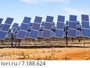 Power solar panel system. Стоковое фото, фотограф Яков Филимонов / Фотобанк Лори