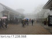 Туман (2014 год). Редакционное фото, фотограф Белов Дмитрий / Фотобанк Лори