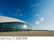 Ледовый дворец, Сочи (2014 год). Стоковое фото, фотограф Руслан Нунаев / Фотобанк Лори