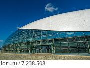 """""""Большой"""" в Олимпийском парке Сочи (2014 год). Редакционное фото, фотограф Руслан Нунаев / Фотобанк Лори"""