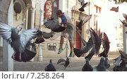 Купить «Young man doing somersault », видеоролик № 7258264, снято 5 июня 2020 г. (c) Wavebreak Media / Фотобанк Лори