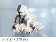 Купить «Кубики кристаллов кварца», фото № 7279972, снято 17 августа 2013 г. (c) Евгений Ткачёв / Фотобанк Лори