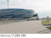 Ледовый дворец Шайба (2011 год). Редакционное фото, фотограф Алина Салащенко / Фотобанк Лори