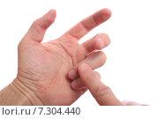 Счёт на пальцах. Стоковое фото, фотограф Сергей Боженов / Фотобанк Лори