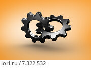 Купить «gears», иллюстрация № 7322532 (c) Wavebreak Media / Фотобанк Лори