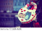 Купить «Свадебный замок. Тонированное изображение», фото № 7326624, снято 28 июля 2014 г. (c) Владислав Осипов / Фотобанк Лори
