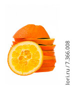 Апельсин. Стоковое фото, фотограф Яна Захарова / Фотобанк Лори