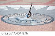 Купить «Солнечные часы. Севастополь», фото № 7404876, снято 22 июля 2014 г. (c) Ирина Балина / Фотобанк Лори