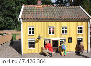 Купить «Vimmerby, Sweden, the small, small town in Astrid Lindgren's World», фото № 7426364, снято 20 августа 2009 г. (c) Caro Photoagency / Фотобанк Лори