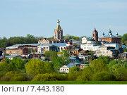 Купить «Город Касимов, Рязанская область», фото № 7443180, снято 10 мая 2015 г. (c) Инна Грязнова / Фотобанк Лори