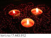 Свечи. Стоковое фото, фотограф Палкин Константин / Фотобанк Лори