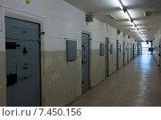 Купить «Cell block at the former Soviet NKVD special camp Berlin-Hohenschoenhausen, Germany», фото № 7450156, снято 28 сентября 2011 г. (c) Caro Photoagency / Фотобанк Лори