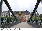 Мост через Майн (2008 год). Стоковое фото, фотограф Ирина Семчук / Фотобанк Лори