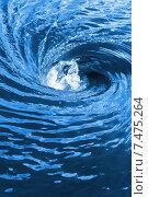 Купить «Водоворот», фото № 7475264, снято 24 мая 2015 г. (c) Икан Леонид / Фотобанк Лори