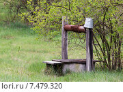 Старый колодец. Стоковое фото, фотограф Артур Буйбаров / Фотобанк Лори