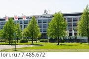 Гостиница Sokos Hotel Kimmel. Йоэнсу. Финляндия (2011 год). Редакционное фото, фотограф Александр Подшивалов / Фотобанк Лори