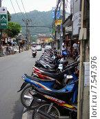 Улица Пхукета, Таиланд (2011 год). Редакционное фото, фотограф Ирина Быстрова / Фотобанк Лори