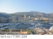 Порт Монако (2013 год). Редакционное фото, фотограф Беличенко Анна Сергеевна / Фотобанк Лори