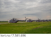 Купить «Международный военно-технический форум «АРМИЯ-2015», Кубинка», фото № 7581696, снято 19 июня 2015 г. (c) Анастасия Улитко / Фотобанк Лори