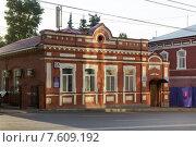 Купить «Здание по ул. Карла Маркса  в городе Уфа», фото № 7609192, снято 8 июня 2015 г. (c) Коротнев / Фотобанк Лори