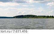 Озернинское водохранилище (2015 год). Стоковое фото, фотограф Андрей Апрельский / Фотобанк Лори