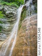 Плесецкие водопады. Фата Невесты. Стоковое фото, фотограф Анастасия Ульянова / Фотобанк Лори
