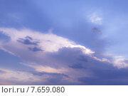Небесная пастель. Стоковое фото, фотограф Дарья Швыдкая / Фотобанк Лори