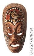 Купить «Африканская маска», фото № 7676184, снято 23 апреля 2015 г. (c) Барковский Семён / Фотобанк Лори