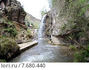 Купить «Кисловодск. Медовые водопады», фото № 7680440, снято 6 мая 2015 г. (c) Рябков Александр / Фотобанк Лори