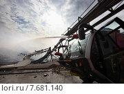 Купить «Berlin, Germany, tank fire trucks of the Berlin airport fire-Siemens in Berlin City», фото № 7681140, снято 26 апреля 2012 г. (c) Caro Photoagency / Фотобанк Лори